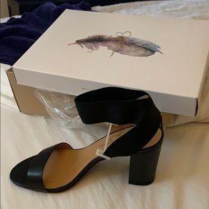 Jessica Simpson Shoes - Jessica Simpson siesto black sandals size 7